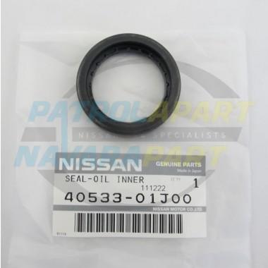 Nissan Patrol Genuine Front Inner Axle Oil Seal GQ GU