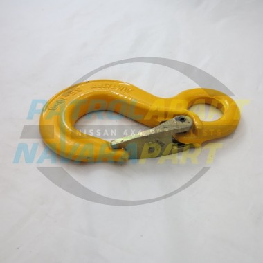 Winch Recovery Hook Small Yellow suit Warn, VRS, Runva