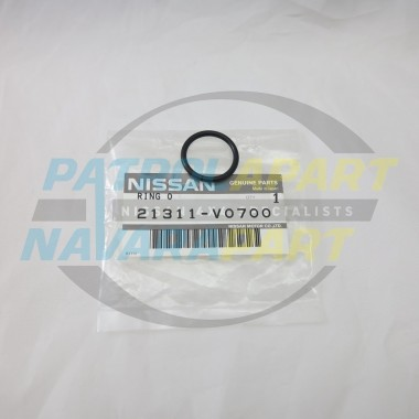 Genuine Nissan Patrol GU Small Oring Seal TB45 TB48 TB42 Oil Cooler