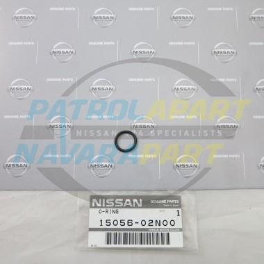 Genuine Nissan Patrol GQ GU TD42 Dipstick Tube Oring