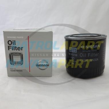 Genuine Nissan Oil Filter Suit Navara & Pathfinder with YD25DDti