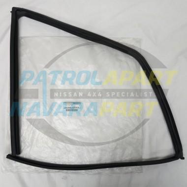 Genuine Nissan Patrol Bailey Channel Suit GU Y61 RHF