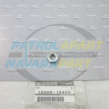 Genuine Nissan Patrol GQ RD28T Injector Return Rail Bleed Off