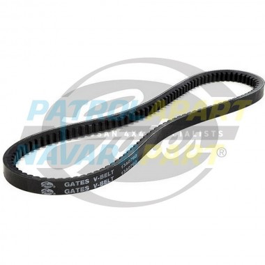 Nissan Patrol GQ GU Gates Power Steering Fan Belt RD28