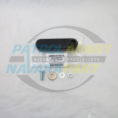Genuine Nissan Patrol GU Ute Manual Mirror Extension Bracket