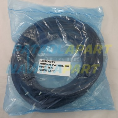 Nissan Patrol GQ Non Genuine Door Seal Left Hand Front LHF