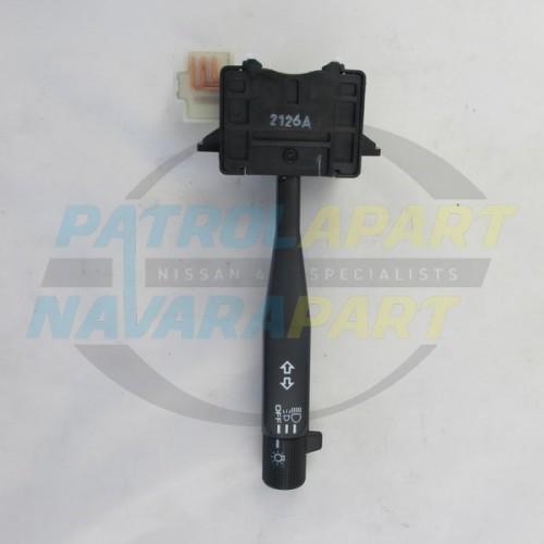 Nissan Patrol GQ Maverick Genuine headlight Combo Switch