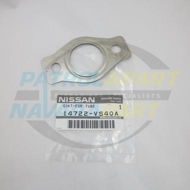 Genuine Nissan Patrol GU ZD30CR EGR Pipe Gasket