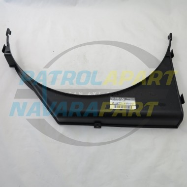 Genuine Nissan Patrol GU TD42Ti Lower Fan Shroud Brow