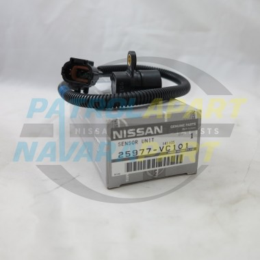 Genuine Nissan Patrol GU ZD30Di Crank Angle Sensor