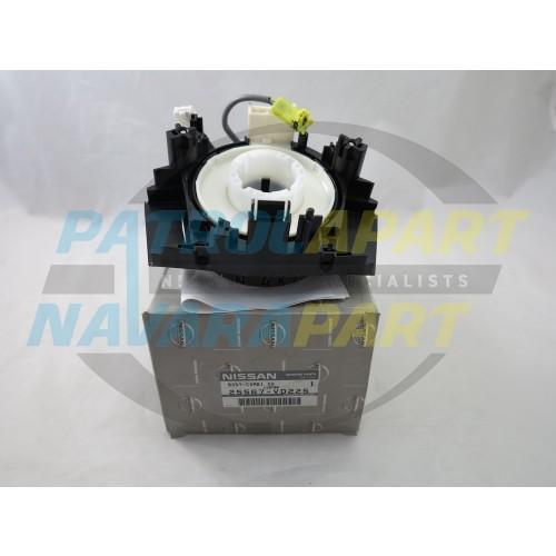 Genuine Nissan Patrol GU Series 4 Clock Spring