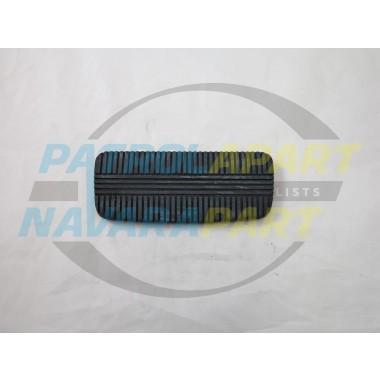 Non Genuine Nissan Patrol GQ Auto Pedal Rubber