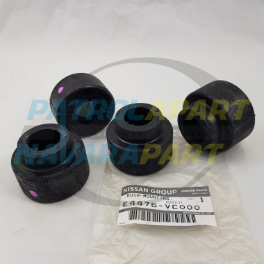 Nissan Patrol Genuine GQ GU Radius Arm Chassis Link Bush Set
