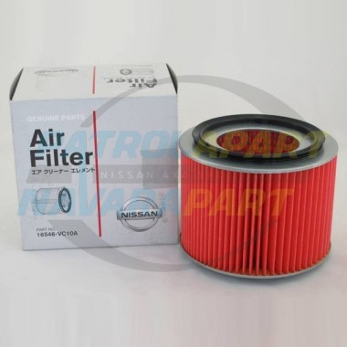 Genuine Nissan Patrol GU Air Filter TD42 RD28 ZD30