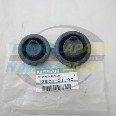Genuine Nissan Patrol GQ Firewall Grommet for A/C Pipes