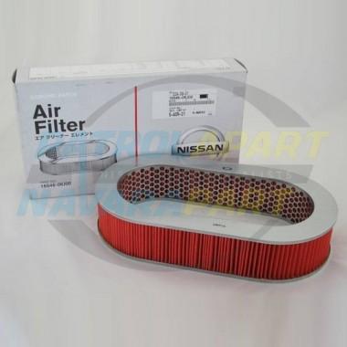 Nissan Patrol GQ & GU Genuine Oval Air Filter