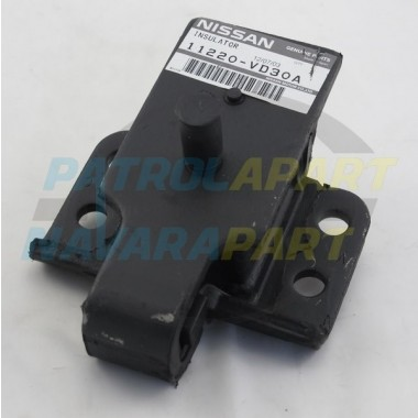 Nissan Patrol GU Y61 Genuine Engine Mounts TB48