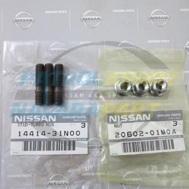 Genuine Nissan GU Patrol ZD30 Di & CR Exhaust Manifold Gasket