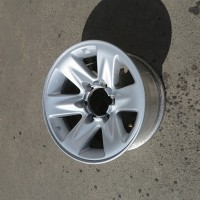 Nissan Patrol GU Factory Alloy Wheel