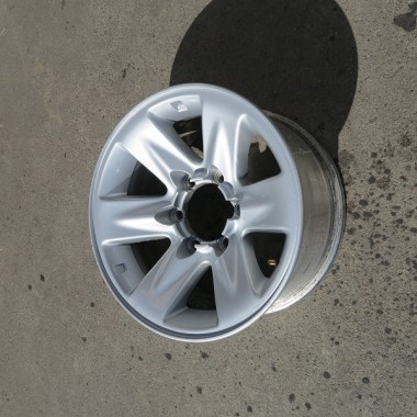 Nissan Patrol GU Factory Alloy Wheel