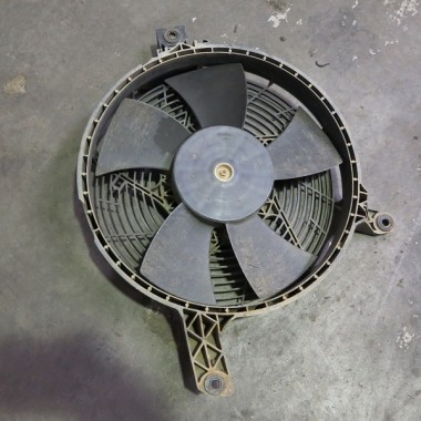 Nissan Patrol GU A/C condensor fan 4 PIN ONLY