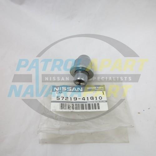 Genuine Nissan Patrol GQ Spare Alloy Wheel Nuts Small Thread
