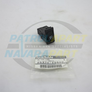 Genuine Nissan Patrol Switch Assembly Driving Light GQ & GU