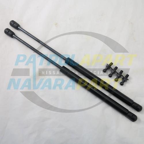 Nissan Patrol GU Y61 Non Genuine Bonnet Strut PAIR