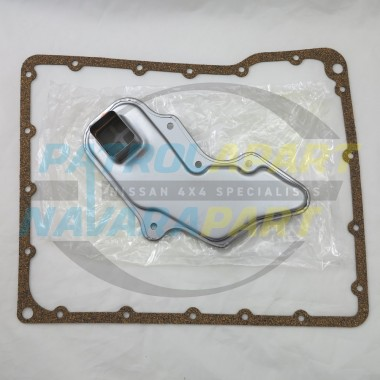 Nissan Patrol GQ GU Automatic Trans Service Filter Gasket Kit