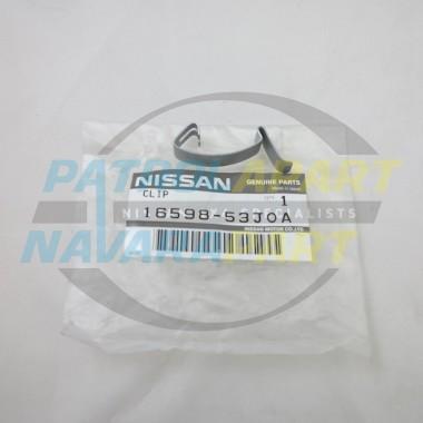Genuine Nissan GU Patrol Diesel AirBox Lid Clip TD42 RD28 ZD30