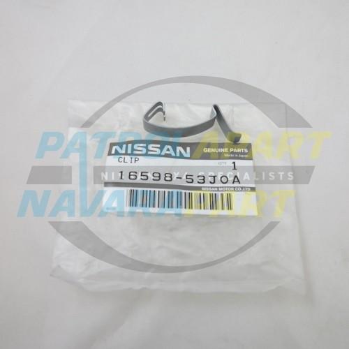 Genuine Nissan GU Patrol Diesel AirBox Lid Clip TD42 RD28