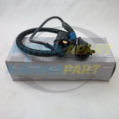 Genuine Nissan Patrol Tacho Sensor Crank Angle GU TD42TI 3 Wire