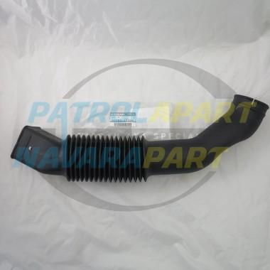 Genuine Nissan GQ Patrol TD42 Horizontal PreCleaner Intake Pipe