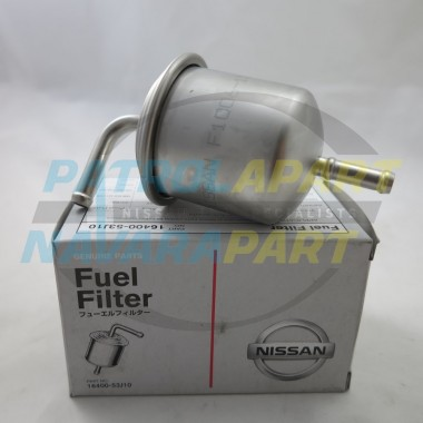 Genuine Nissan Patrol Fuel Filter GQ TB42 Fuel Injected Models