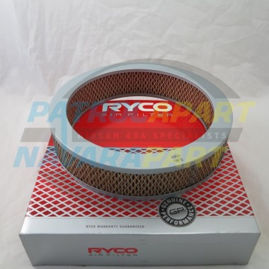 Nissan Patrol GQ RB30 Ryco Round Air Filter