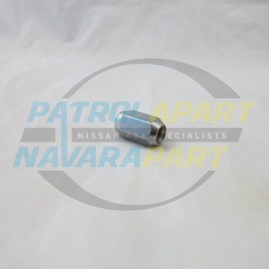 Non Genuine Nissan Patrol GQ GU Chrome Wheel Nuts Long