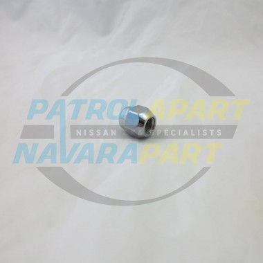 Non Genuine Nissan Patrol GQ GU Chrome Wheel Nuts
