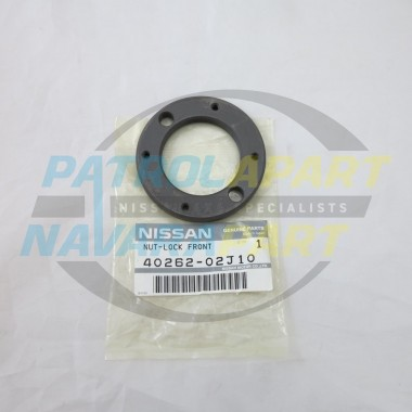 Genuine Nissan Patrol Hub Nut Late Model GQ & All GU