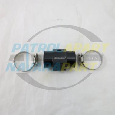 Nissan Patrol GQ GU 38mm Water Temp Sensor Adaptor 1/8 BSP