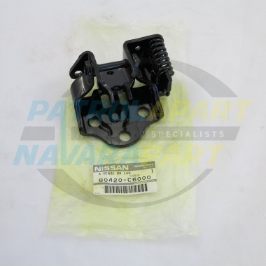 Nissan Patrol Genuine GQ Y60 RHF Lower Door Hinge