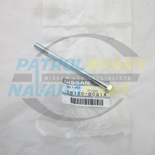 Nissan Patrol GU GQ TD42 Thermostat Housing Top Long Bolt