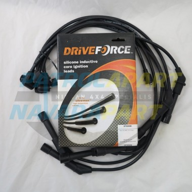 Drive Force Ignition Leads Nissan Patrol GQ RB30