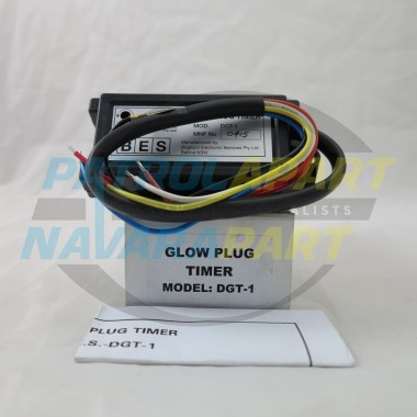 Bogaard 4WD Glow Plug Timer Module
