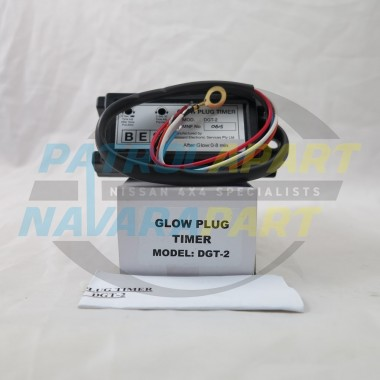 Bogaard 4WD Glow Plug Timer Module Pulse Output