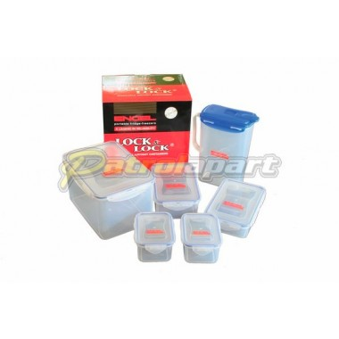 Engel Lock + Lock Food Storage Air Tight Containers