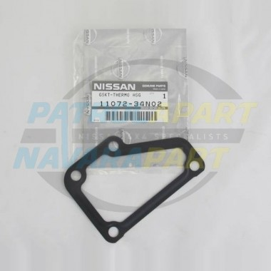 Nissan Patrol GQ GU Genuine TD42 Thermostat Housing Gasket