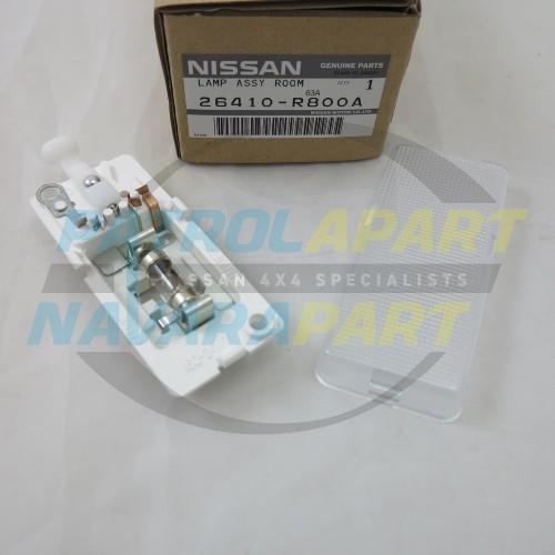 Genuine Nissan Patrol GU Ute Interior Light Assembly