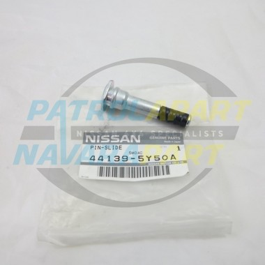 Nissan Patrol GU Y61 Genuine Rear Lower Caliper Slide