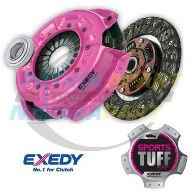 Nissan Patrol GU TD42 TB45 Exedy Sports Tuff Heavy Duty Clutch Kit