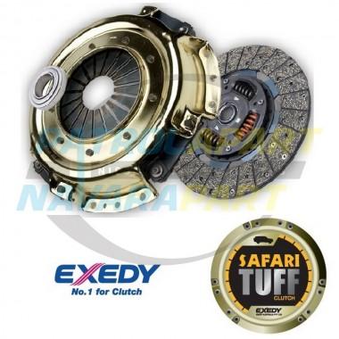Safari Tuff Clutch kit suits Nissan Patrol GU TD42 TB45 Exedy